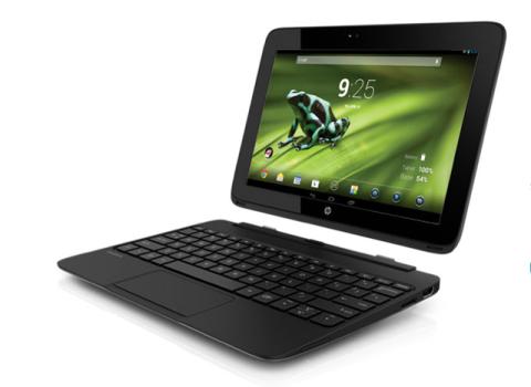Slatebook x2, el Android PC convertible de HP