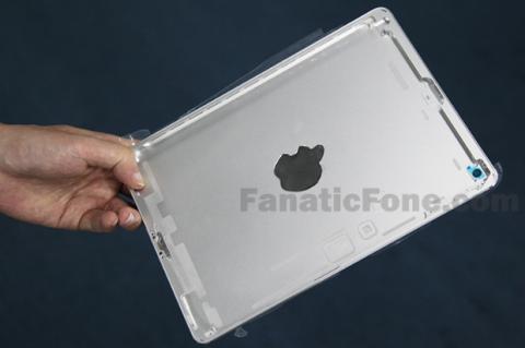 Primeras fotos de la carcasa del nuevo iPad 5