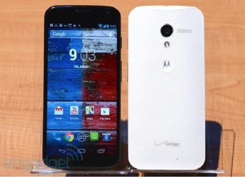 Moto X, presentado el buque insignia de Motorola
