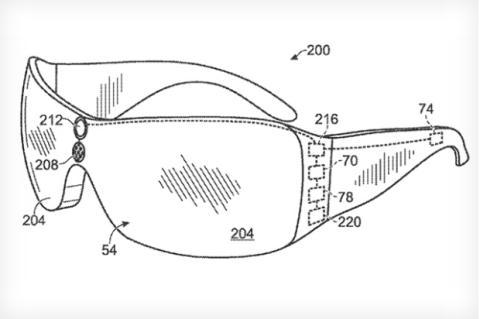 Microsoft patenta unas gafas con tecnología Kinect