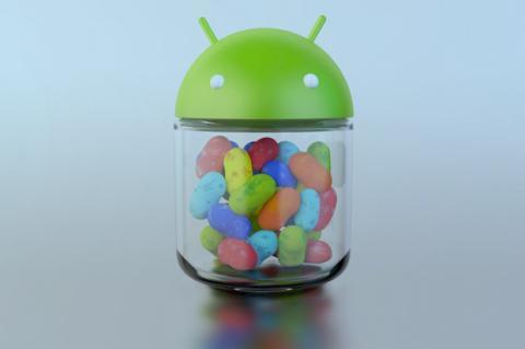 Jelly Bean es -por fin-, la versión de Android más utilizada