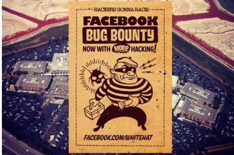 Facebook recompensa a los que encuentran bugs