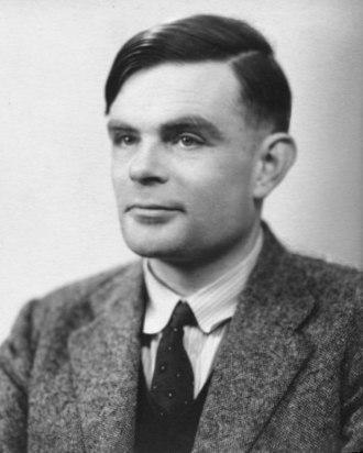 Alan Turing. Wikipedia