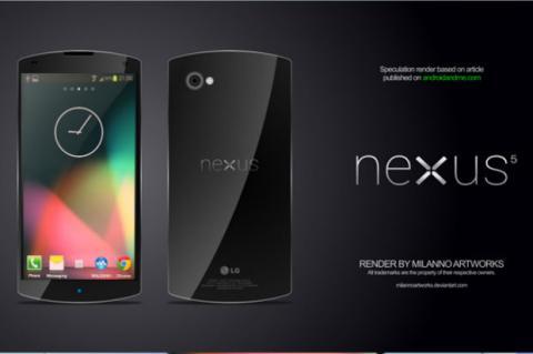 El Nexus 5, un móvil muy barato con sensores Nikon