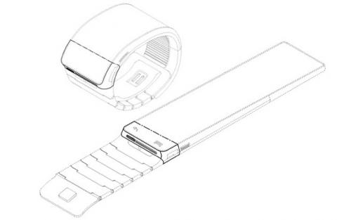 Diseño conceptual Samsung Galaxy Gear