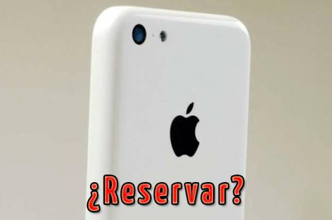 reserva iphone 5c