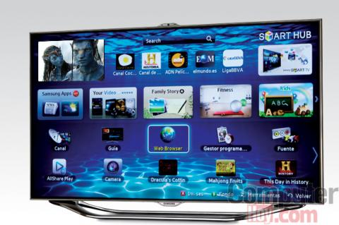 Samsung UE46ES8000S