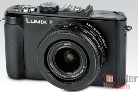 cámara compacta Lumix DMC-LX7