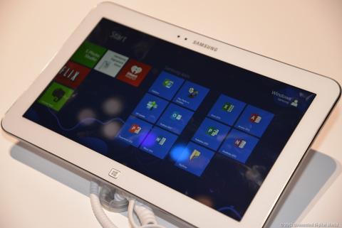 Samsung ATIV tab 3 a la venta el 25 de Agosto por 560 euros