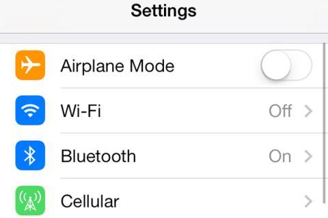 ¡El beta 5 de iOS 7 está aquí!