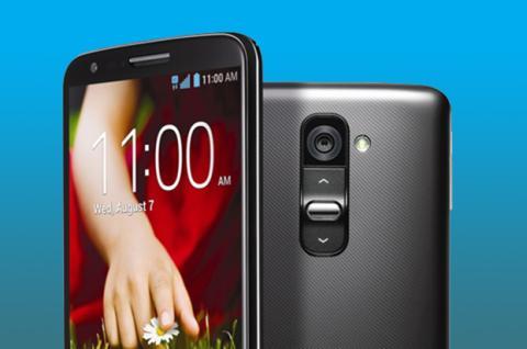 Imágenes del LG G2 se filtran a pocas horas del lanzamiento