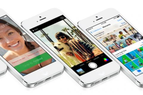 Ya puedes descargar iOS 7 beta 5 para iPhone, iPad y iPod Touch