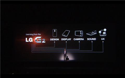 presentación lg g2