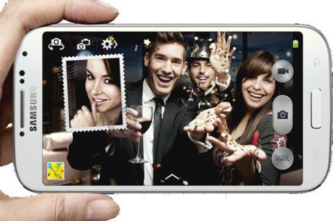 Dual Cámara Galaxy S4
