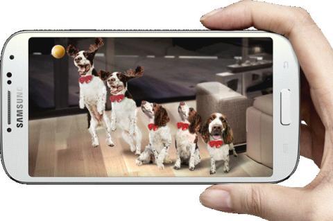 Drama Shot Galaxy S4