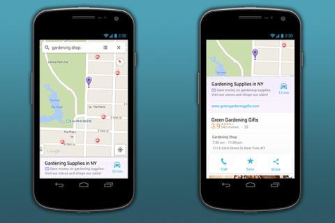 Google Maps ahora tendrá publicidad