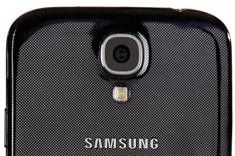 Cámara Galaxy S4
