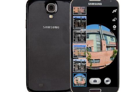 Efectos Galaxy S4