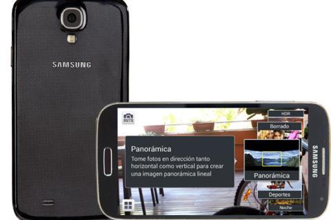 Cámara del Galaxy S4