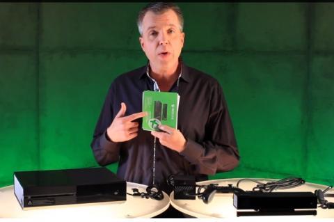Primer Unboxing de la consola Xbox One