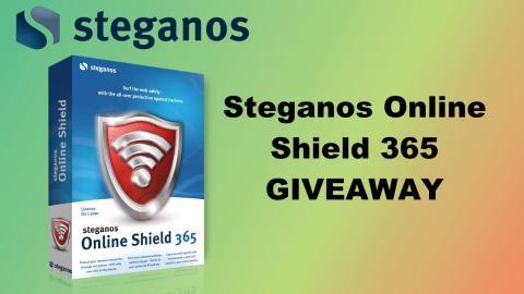 Steganos Online Shield, 6 meses gratis