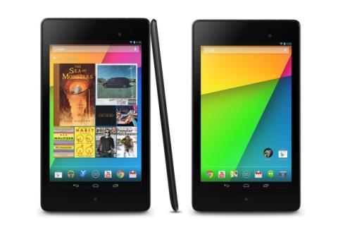 Nueva tablet Nexus 7, a la venta el 28 de agosto en España
