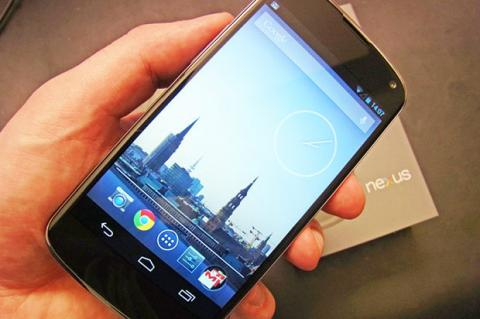 Análisis Google Nexus 4