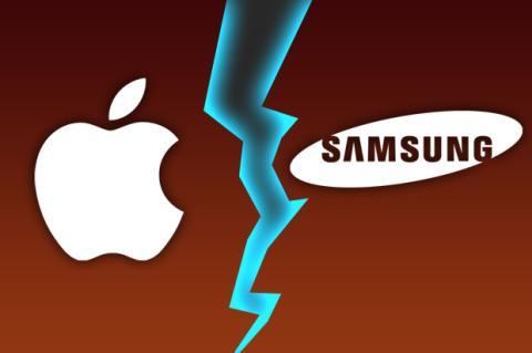 Apple gana a Samsung. Prohibida la venta de algunos modelos