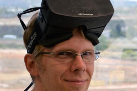 John Carmack, el creador de Doom, se une al equipo de Oculus Rift