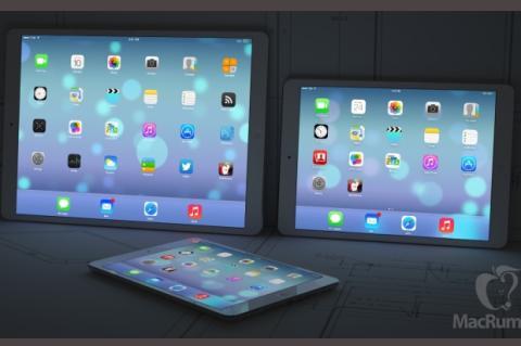 iPad Maxi. MacRumors