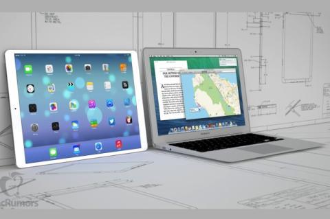 iPad Maxi. MacRumors.