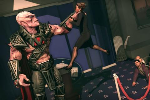Edición especial de Saints Row IV cuesta un millón de dólares