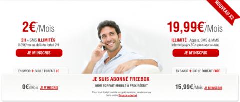 tarifas franca móvil free