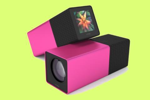 Lytro, nuevas cámaras con Light Field para 2014