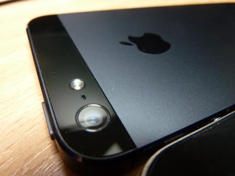 iPhone 5S, limitada su producción en este periodo del año