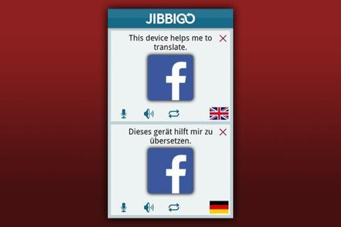 Facebook compra Jibbigo, app de traducción de audio