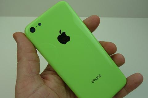 Nuevas imágenes del iPhone 5C y sus botones de volumen