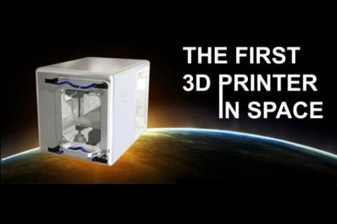 NASA 3D impresora