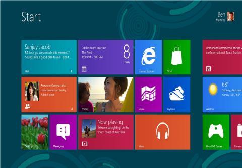 Windows 8.1 aparecerá a mediados del mes de Octubre