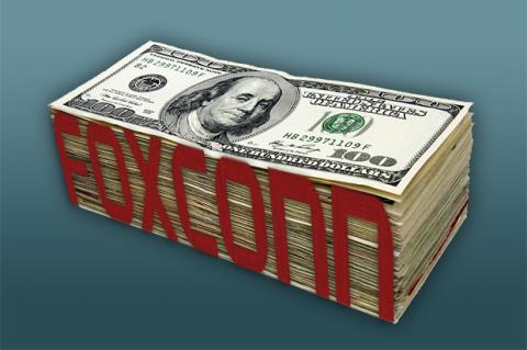 Foxconn eleva sus ganancias 41% gracias al iPhone de Apple
