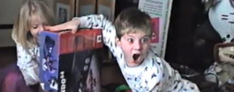 Niño Nintendo 64 navidades regalo