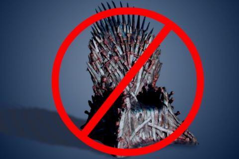 HBO prohibe comercialización Dock de Tronos