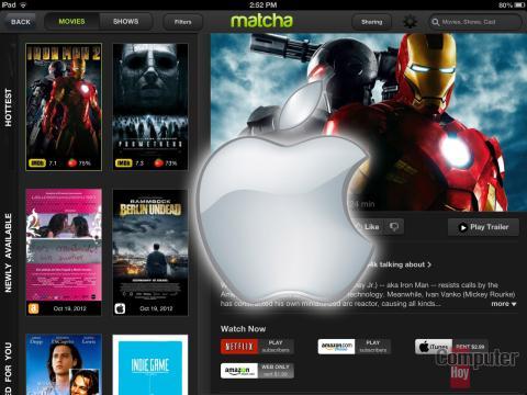 apple compra matcha.tv