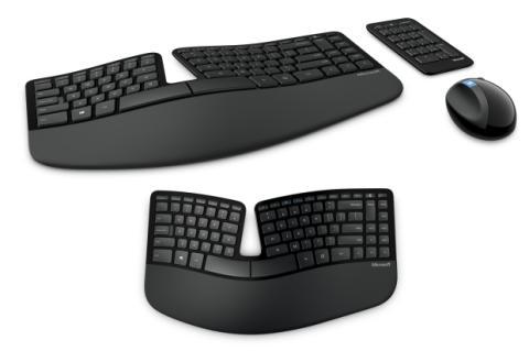 SculptErgonomic Desktop, el nuevo teclado para Windows de Microsoft