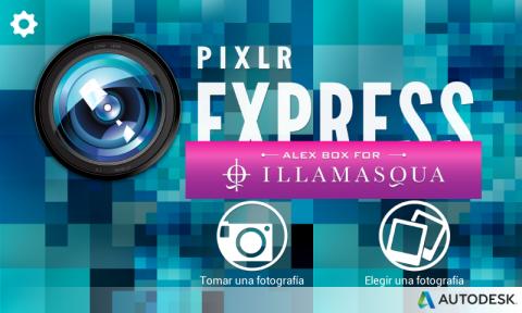Edita las fotos de tus vacaciones con Pixlr Express