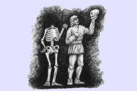 Hamlet, censurado en la Biblioteca Británica por ser demasiado violento