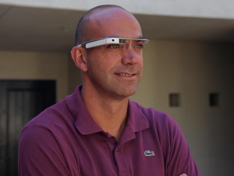 MyMonitor, app de Google Glass que da información personal