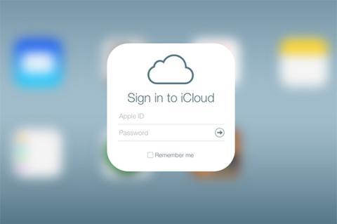 iCloud sufre una remodelación para parecerse a iOS 7