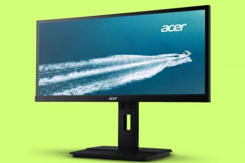 Acer estrena tres monitores ultra-panorámicos WQHD