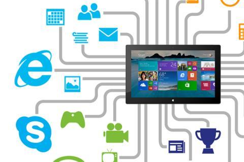 Skype vendrá preinstalado en Windows 8.1
